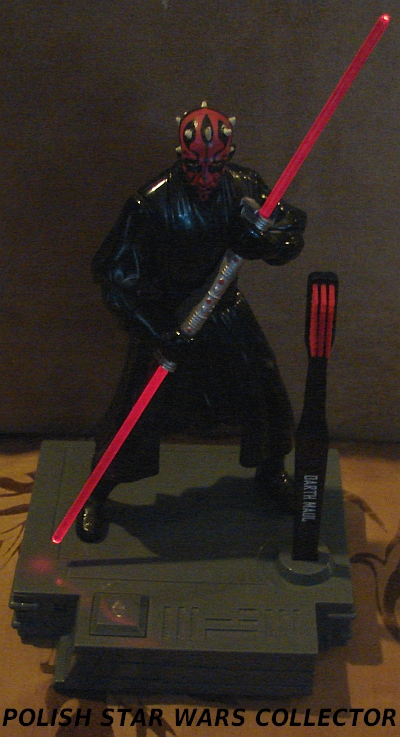 Darth Maul Double Bladed Lightsaber Room Light Lights Up