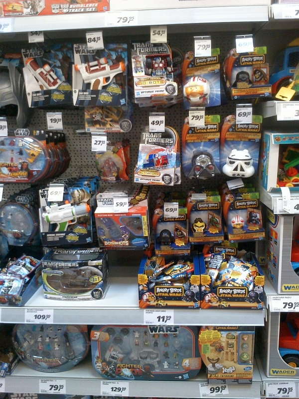 gallery for gt angry birds star wars toys 2013